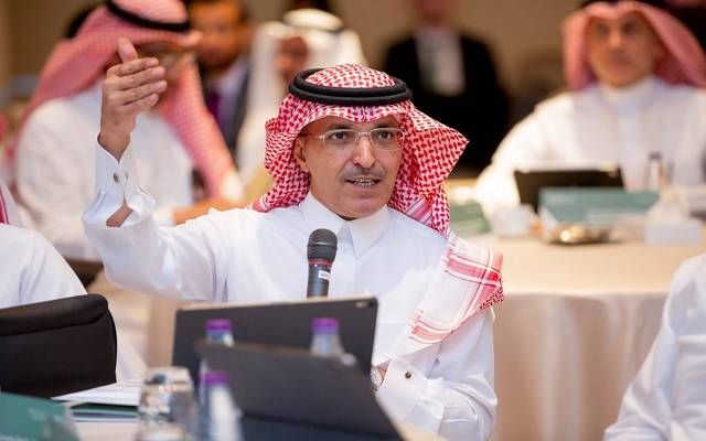 وزير المالية السعودي محمد بن عبداللّه الجدعان- أرشيفية