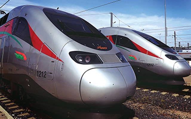 قطارات البراق المغربية