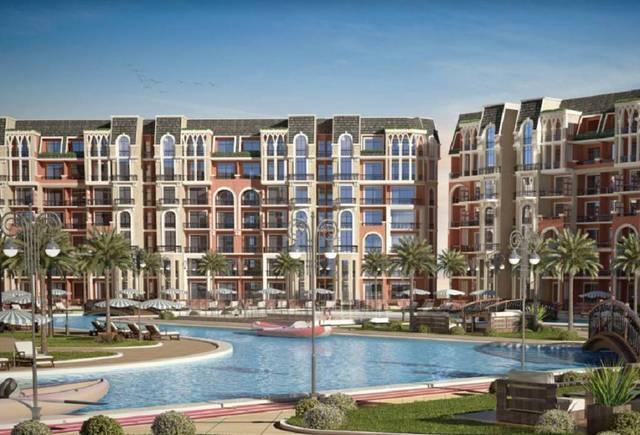 مرسيليا المصرية: 3.5 مليار جنيه التكلفة الاستثمارية لكاسكاديا