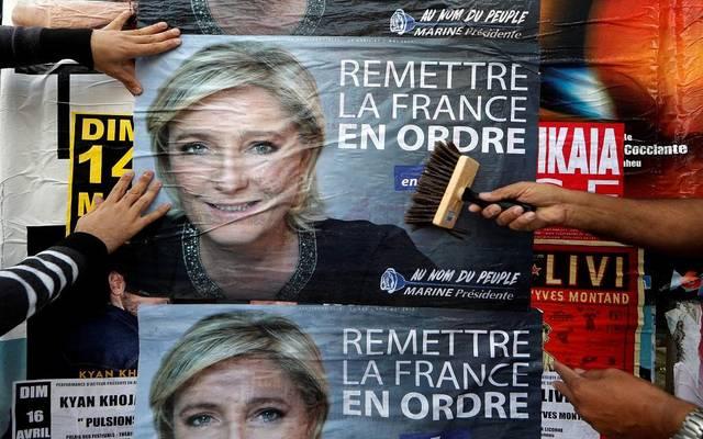 بعد حادث باريس..مرشحة للرئاسة تطالب بطرد الأجانب المشتبه بهم