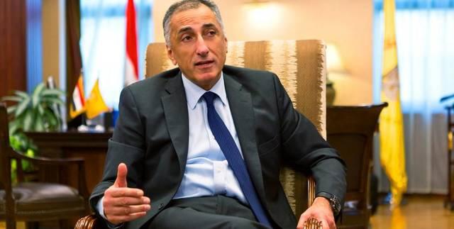 Governor of CBE  Tarek Amer