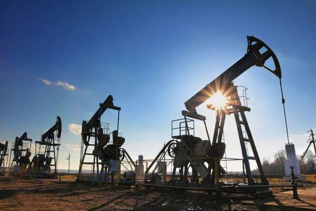 US Nymex crude futures jumped 1.5% to close at $56.76 pb