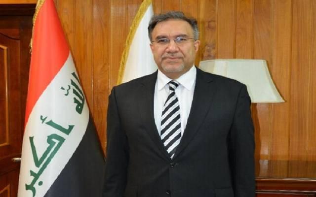 لؤي الخطيب وزير الكهرباء العراقي