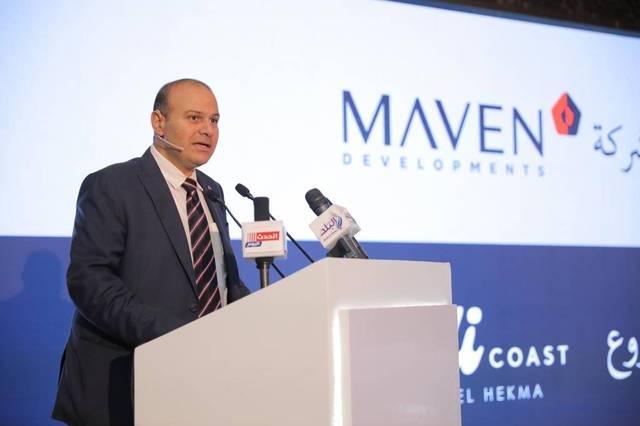 Chairman of Maven Developments, Mohamed Youssef