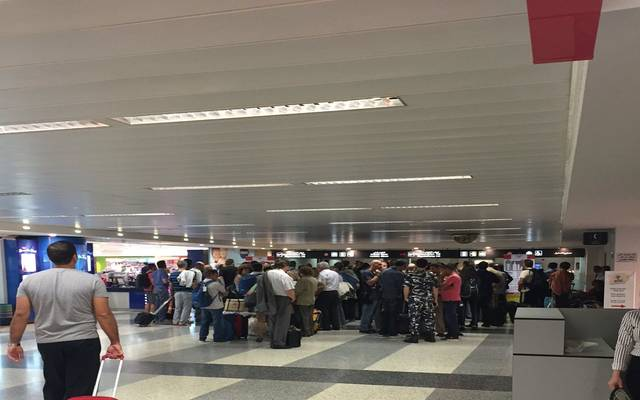 مطار رفيق الحريري الدولي -صورة أرشيفية