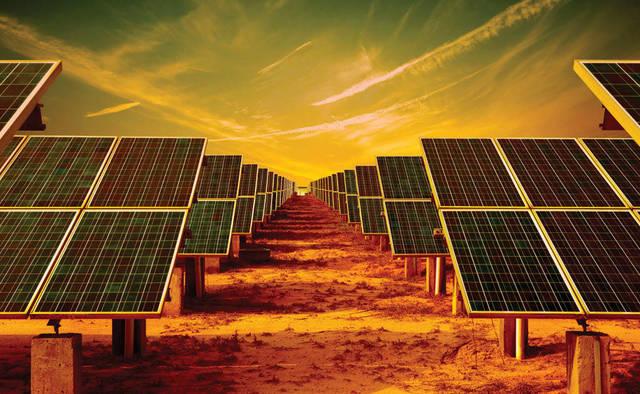 تركيب مضخات الطاقة الشمسية