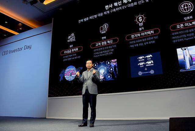 Kia Motors to invest $25bn in EV development by 2025