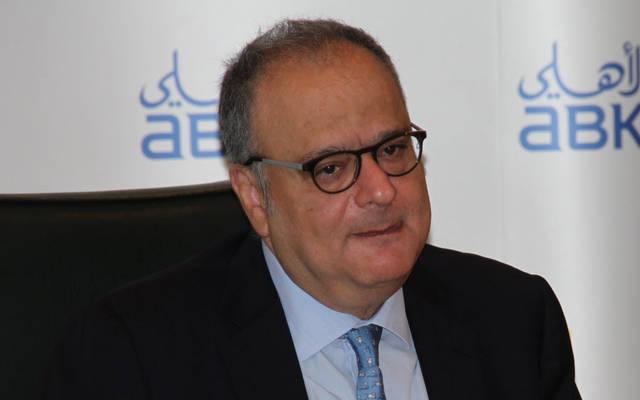 الرئيس التنفيذي للبنك الأهلي الكويتي، ميشال العقاد