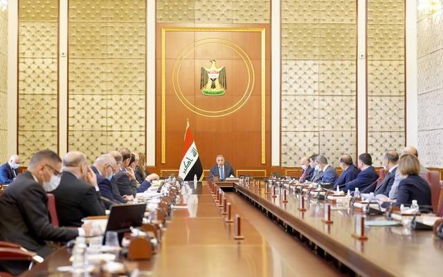 رئيس مجلس الوزراء العراقي يترأس اجتماع الحكومة