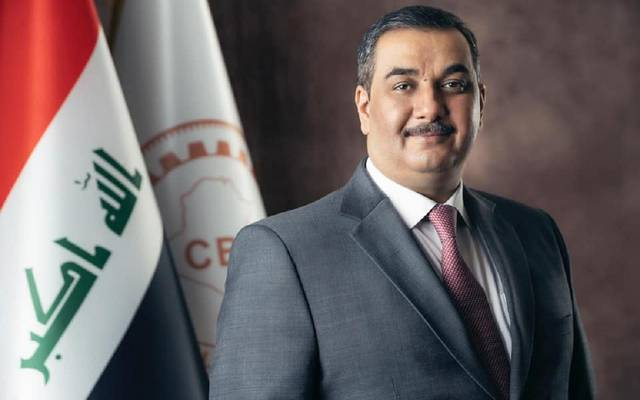 Governor of the Iraqi Central Bank discusses the economic situation with the International Monetary Fund