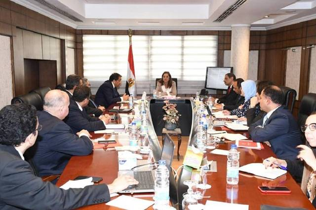 The electronic payments firm seeks to enhance cooperation with Egypt Post