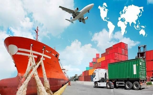 سجل حجم المبادلات التجارية على المستوى الخارجي للدول الأعضاء في المنظمة خلال الفترة المشمولة بالتقرير منحنى تصاعدياً