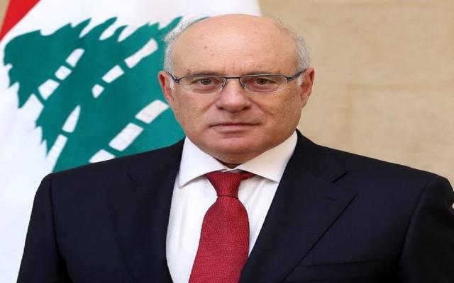 كميل أبوسليمان - وزير العمل اللبناني