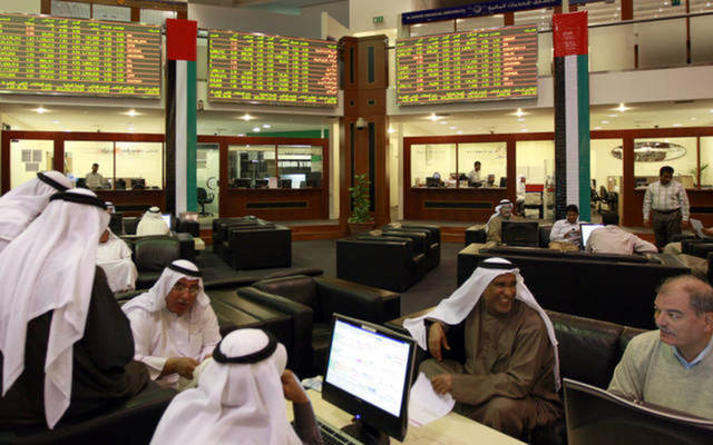 Arabtec Holding went down 2.65%