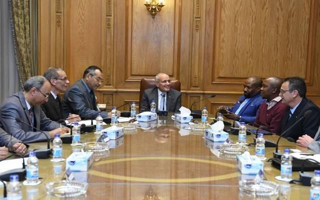 مصر وجنوب إفريقيا يشكلان مجموعات عمل لدراسة تنمية الشراكة الاقتصادية