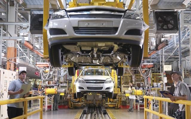 تصنيع السيارات - أرشيفية
