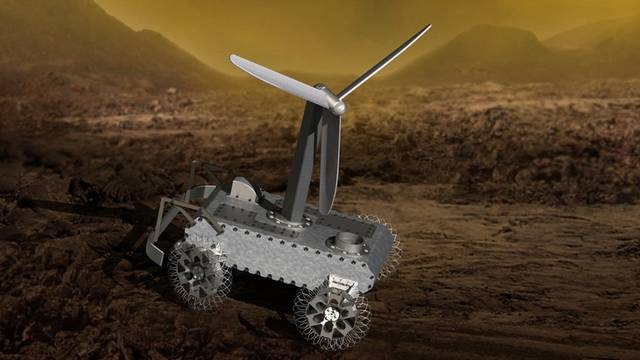 The sensor could be used in NASA's next Venus rover