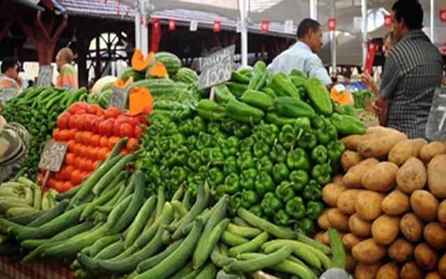 بيع الخضر بالأسواق التونسية
