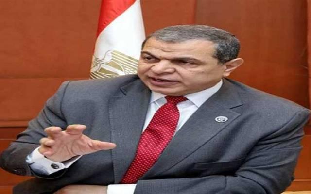 وزير القوى العاملة المصري