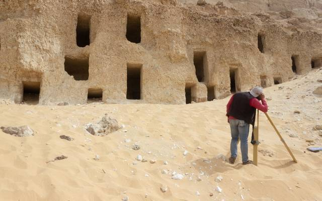 - اكتشاف عدد من المقابر ذات الطرز المختلفة بجبانة الحامدية شرق سوهاج