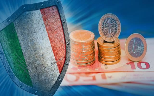 هبوط الأصول المالية في إيطاليا مع عودة الاضطرابات السياسية