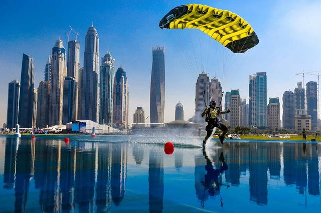 Arab vacationers accounted for 28.3% of Dubai's total visitors