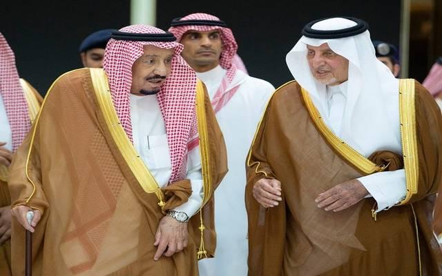 بالصور.. الملك سلمان يصل جدة قادماً من الرياض