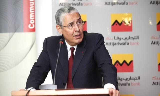 محمد الكتاني رئيس مجلس إدارة مجموعة وفا بنك التجارى المغربية