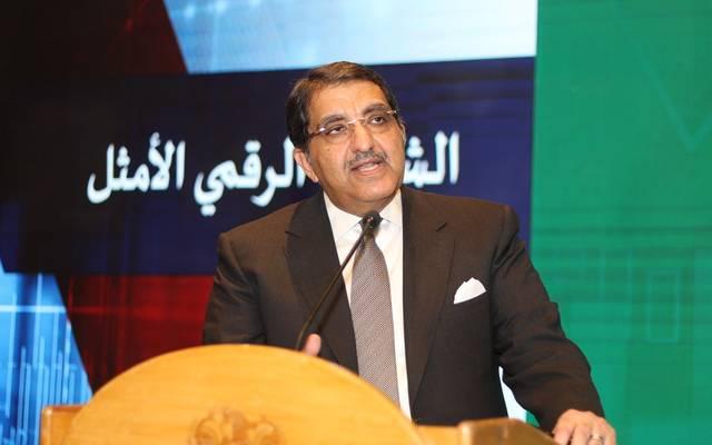 """إبراهيم سرحان، رئيس شركة تكنولوجيا تشغيل المنشآت المالية """"إي فاينانس"""""""
