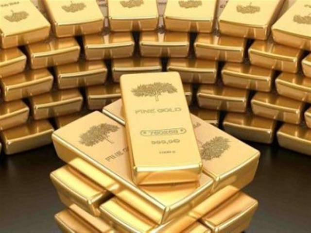 سعر الذهب يهبط عالمياً مع ارتفاع الدولار