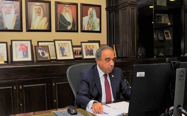 وزير الأشغال وشؤون البلديات والتخطيط العمراني، عصام بن عبدالله خلف