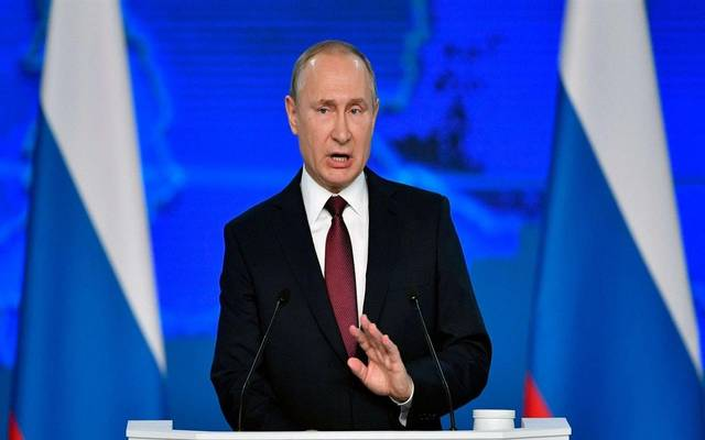 الرئيس الروسي فلاديمير بوتين - أرشيفية