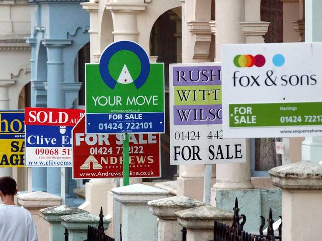 UK house price growth picks up in August