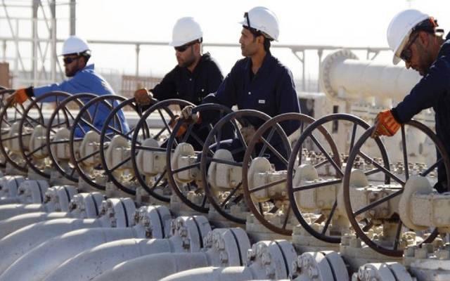 الحقل ضمن المناطق الحدودية الغنية بالنفط والغاز