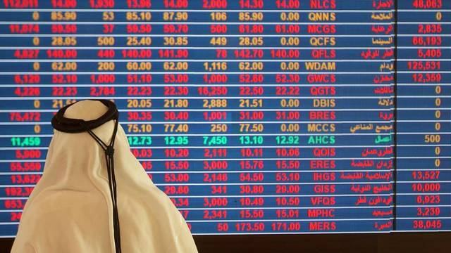 The general index fell 0.45% to reach 9,380.43 points