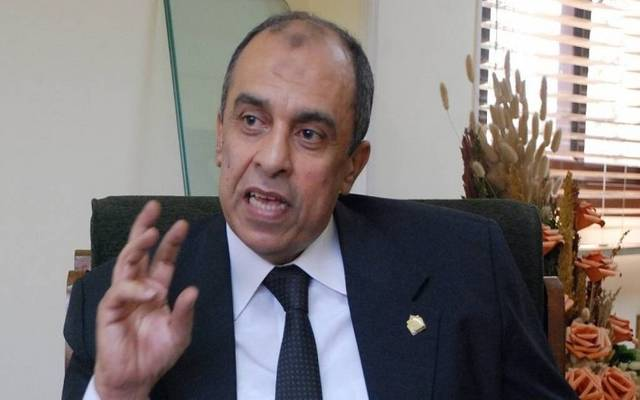 وزير الزراعة واستصلاح الأراضي المصري عزالدين أبوستيت