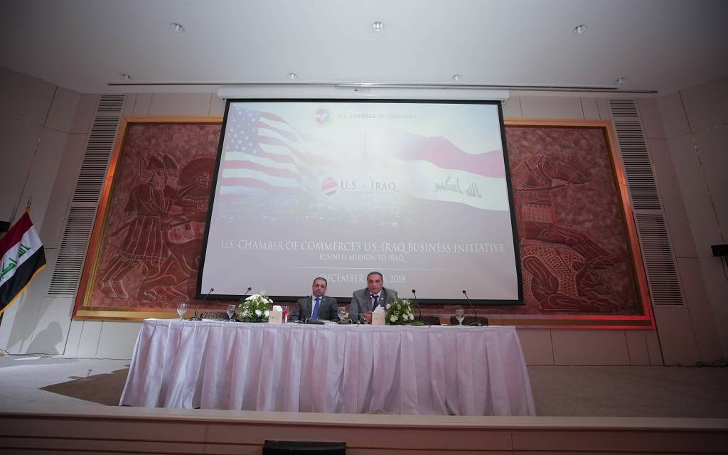 Iraq is looking for investment opportunities and boosting trade with America 1024