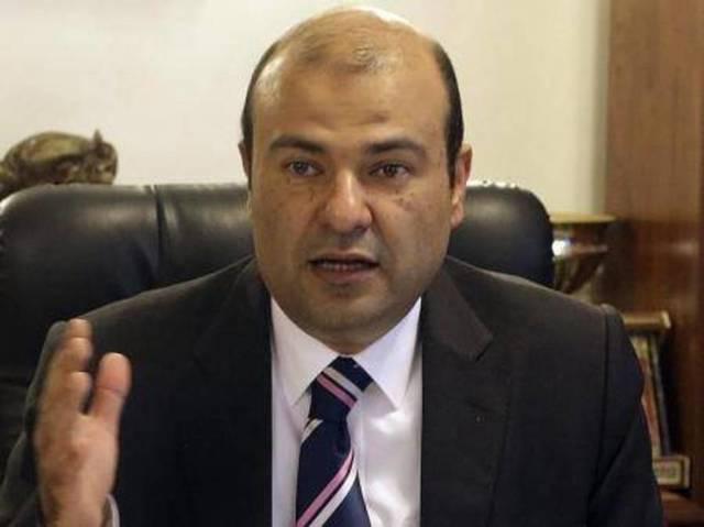 خالد حنفي وزير التموين والتجارة الداخلية السابق