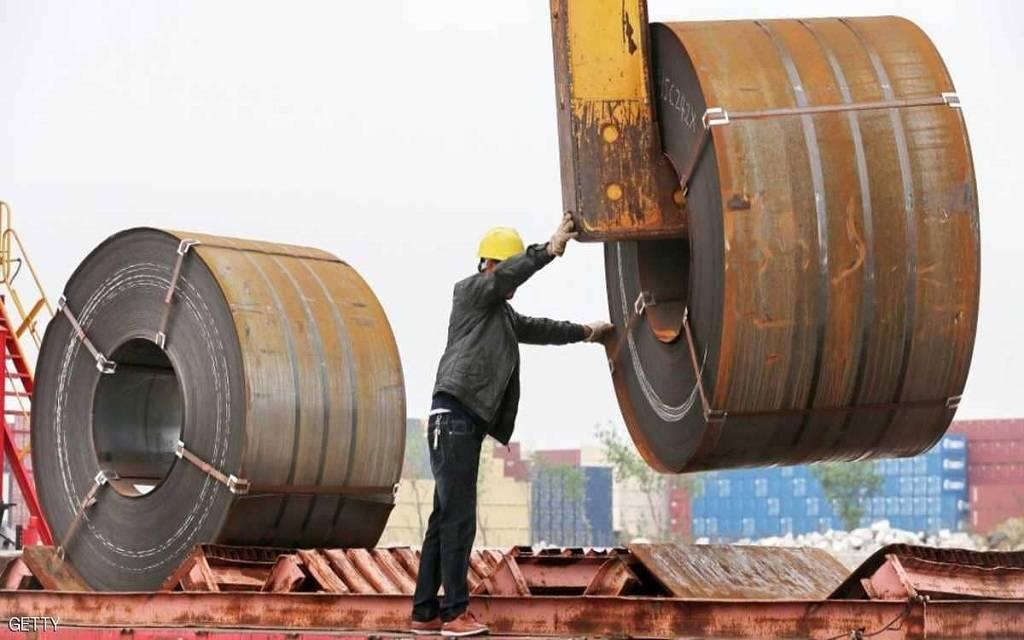 إنتاج الصلب في الصين يسجل مستوى قياسياً في 2019