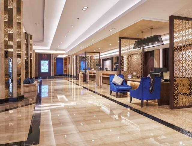 أحد الفنادق التابعة للشركة