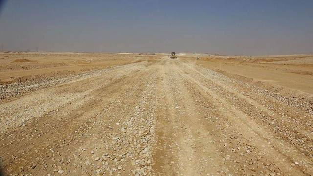 أراضي تابعة لوزارة الإسكان المصرية