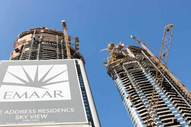 Emaar Development has set the final price of IPO at AED 6.03/shr