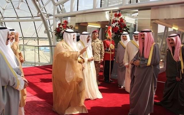 صورة أرشيفية لأمير الكويت