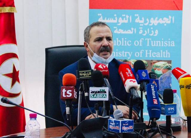 وزير الصحّة التونسي - الدّكتور عبد اللطيف المكي