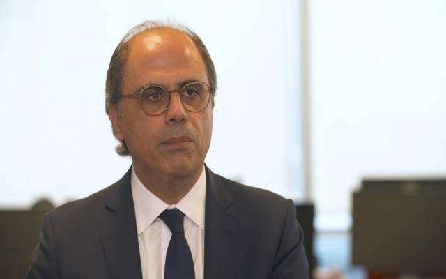 المدير الإقليمي لصندوق النقد الدولي لمنطقة الشرق الأوسط وشمال إفريقيا جهاد أزعور