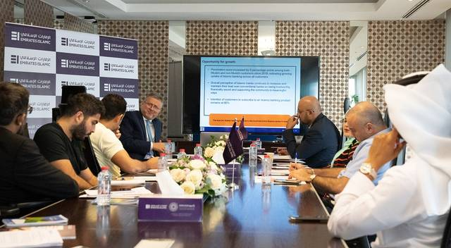 Saifi discusses findings of 2019 Islamic Banking Index's edition