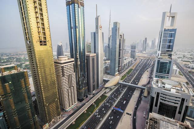 عقارات وناطحات سحاب في دبي