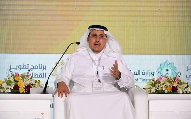 """محافظ مؤسسة النقد العربي السعودي """"ساما"""" أحمد الخليفي، أرشيفية"""