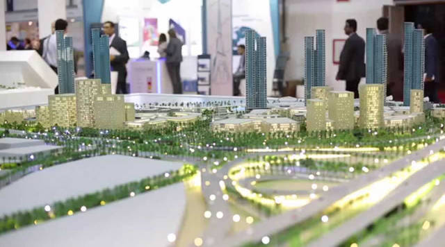 Bahrain hall offered BHD 40.3 billion projects