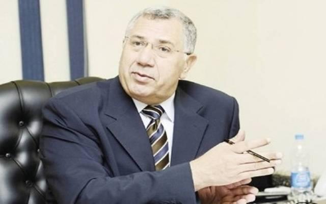 وزير الزراعة واستصلاح الأراضي المصري السيد القصير - أرشيفية